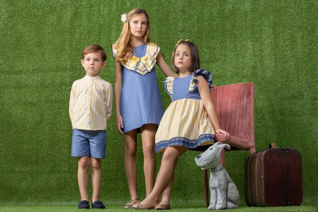 fabricantes de ropa infantil al por mayor